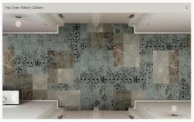 new Interface Hospitality carpet tile Doting Design