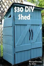 lawn mower storage box fresh best outdoor locker build diy ideas