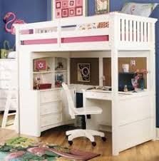 cool loft beds with desk. Plain With Decorating Bunk Beds For Kids With A Desk Loft Bed Childrens  Decorate Intended Cool