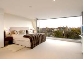 Apartment Bedroom  Interior Room Apartment Design Style Bed - Bedroom windows