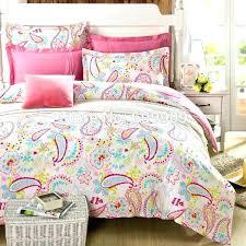 duvet covers for teenagers covers duvet light pink paisley bedding kids girls teens flower cotton standard duvet covers for teenagers