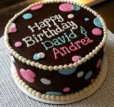 Personalize Birthday Cakes