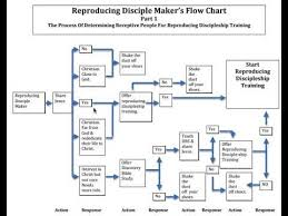 Flow Chart For Reproducing Disciple Making Youtube