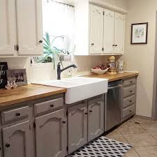 2 tone kitchen cabinets photos awesome two toned kitchen cabinets