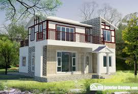 Chinese Village House Design