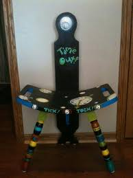 Time out chair with timer from kaboodle. Advertisements