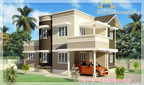 duplex house elevation 1600 sq ft kerala home design and