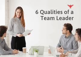 6 Qualities Of A Successful Team Leader Soaringeagles