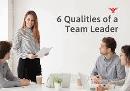 Qualities Of A Good Team Leader 6 Qualities Of A Successful Team Leader Soaringeagles