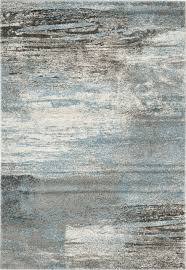 safavieh tahoe tah479d light blue grey rug