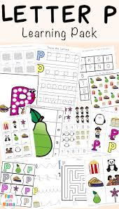 Letter p worksheets are perfect for preparing your child to write pin, pat, and pal. prep your kid for reading and writing with our letter p worksheets. Letter P Worksheets Printables Fun With Mama
