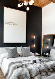 how to paint over dark walls 7 ways to rethink the space right over your bed