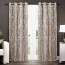 Designer Curtains In Bangalore Buy Exclusive Home Curtains Bangalore Paisley Thermal