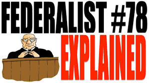 federalist paper explained government review
