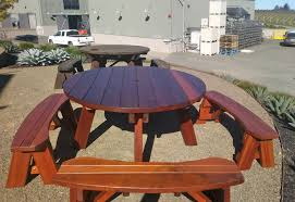 in 2017 the hobbs winery in sebastopol called us to say that one of the round picnic table