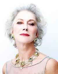 old women in makeup