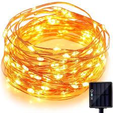 Quace Solar Lights Quace 5 Meter Yellow Rice Lights Price In India Buy Quace