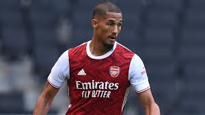 Analysis saliba had a decent day for the visitors. William Saliba 19 Set To Make Arsenal Debut Against Fulham After David Luiz Suffers Neck Injury Sport The Times