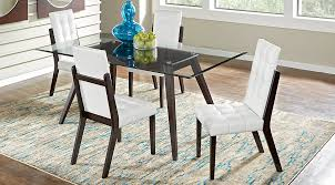 blue dining room set. Picture Of The Colonia Hills Dining Room Set Blue