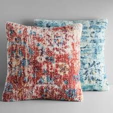 Rug Pillow Covers
