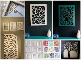 amazing easy creative diy wall art ideas for large decoration home picture decor with and mirror
