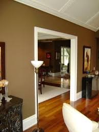 color to paint interior doors | interior painting-image dark chocolate