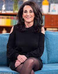 Lesley Joseph 'hits out at BBC bosses for including footage of her breaking  wind'   Daily Mail Online