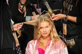 tutorial tina yong usa 2016 victoria 39 s secret fashion show hair and makeup
