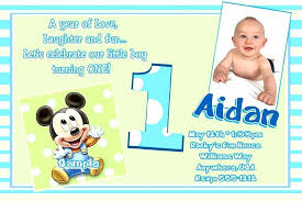 1st birthday invitations boy templates free awesome 1st birthday invitation card in marathi free wedding