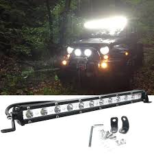 Suv Light Bar Hot Price 44654 36w Car Work Light Bar Spotlight