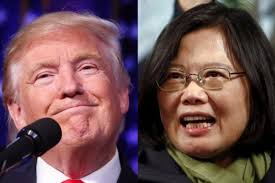 Image result for thái anh văn và trump pictures