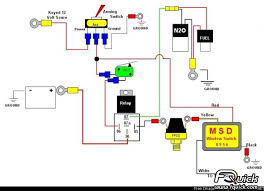nitrous system wiring and information single stage fpss and msd window switch