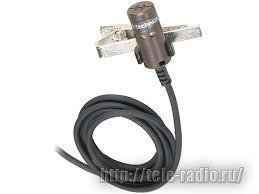 <b>Петличный микрофон Audio-Technica AT829CH</b>