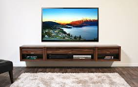 Floating Tv Stand Cabinet Curved Floating Tv Stand For Small Space Living Room