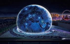 madison square garden co plans sphere concert arena in vegas