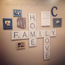 Small Picture Best 20 Scrabble wall art ideas on Pinterest Scrabble wall