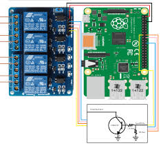 connecting a relay board to a raspberry pi my hydropi raspberry pi relay circuit diagram