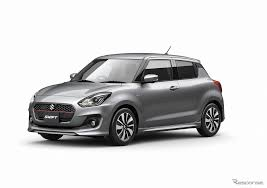 2018 suzuki cars. modren suzuki 2017 suzuki swift grey front three quarters for 2018 suzuki cars