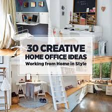 Image Small 30 Creative Home Office Ideas Working From Home In Style Freshomecom Home Office Ideas Working From Home In Style