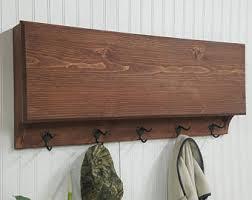 Rifle Coat Rack Hidden gun cabinet Etsy 41
