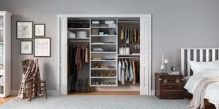 reach in closet sliding doors. California Closet - Sliding Door Inside Wall. Color Of Room Is Nice Too. Reach In Doors