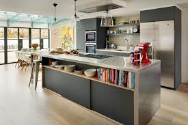 Remarkable Inside Kitchen  Simply Home Design And InteriorContemporary Open Plan Kitchen Living Room