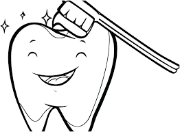 tooth coloring pages tooth coloring pages unique happy tooth brush dental coloring page real tooth fairy