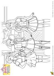 Coloriage Barbie Apprentie Princesse 18 Sur Hugolescargot Com