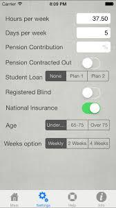 Uk Salary Calculator 2019 20 App For Iphone Free Download