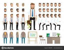 ビジネス スタイルをあなたの文字ベクトル ポスターを作成します