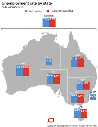 Australia Unemployment Rate Chart Factcheck Does Western Australia Have The Highest