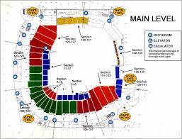 Complete Ewriglwy Field Seating Chart Wrigley Field Seat