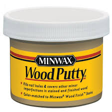 Minwax Putty Color Chart Minwax Wood Putty
