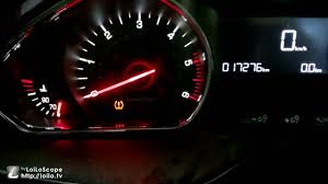 How To Reset Tire Pressure Light On Honda Accord 2008 How To Reset Peugeot 208 Tyre Pressure Warning Light 2013 2020
